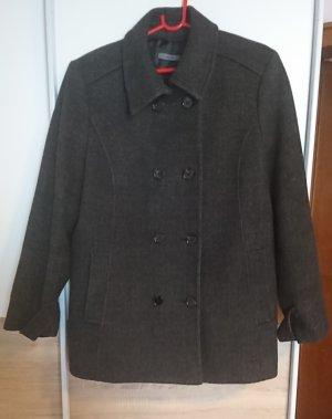 Montego Coat Dress grey-anthracite