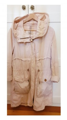 Camel Active Trench Coat pink