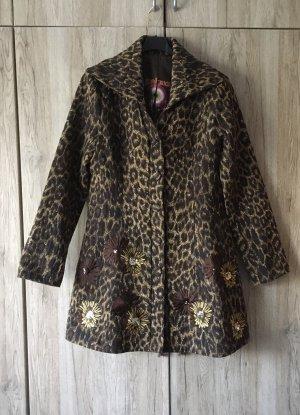 Desigual Short Coat multicolored