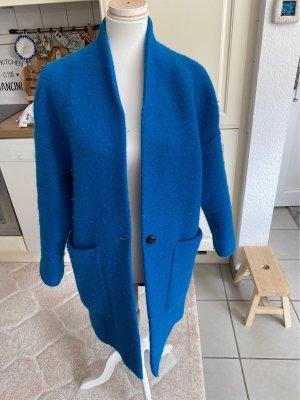 Marc O'Polo Wool Coat blue