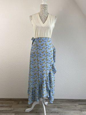 Vero Moda Wraparound Skirt multicolored