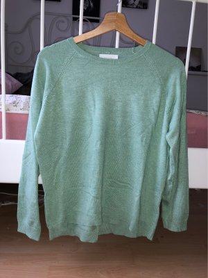 Schöner Mintgrüner Pullover