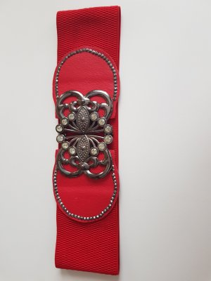 Fabric Belt multicolored