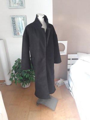SheIn Oversized jas zwart
