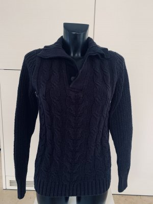 Tommy Hilfiger Norwegian Sweater dark blue