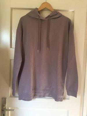 Atmosphere Capuchon sweater mauve