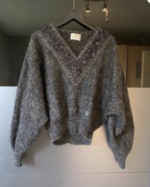 Aigner V-Neck Sweater multicolored
