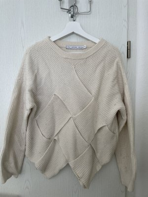 & other stories Wool Sweater natural white