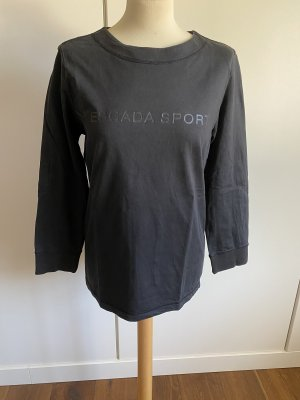 Escada Sport Crewneck Sweater black