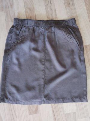 Tom Tailor Miniskirt grey