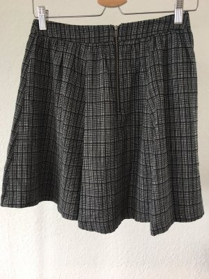 Second Female Minifalda negro-blanco