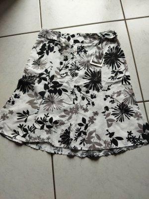 Yessica Linen Skirt multicolored