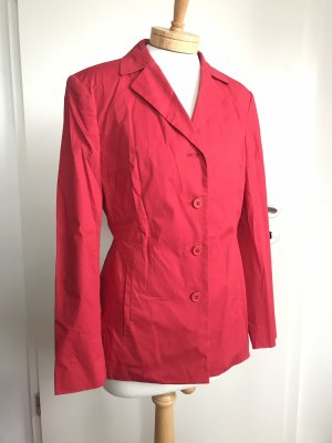Best Connections Long Blazer red cotton