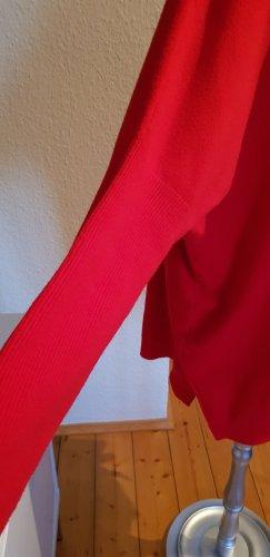 Lange jumper rood