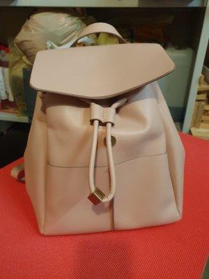 Zara Carrito de mochila rosa