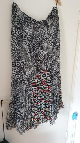 Elena Grunert Crash Skirt multicolored polyester