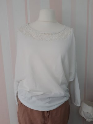 Empire Waist Shirt natural white