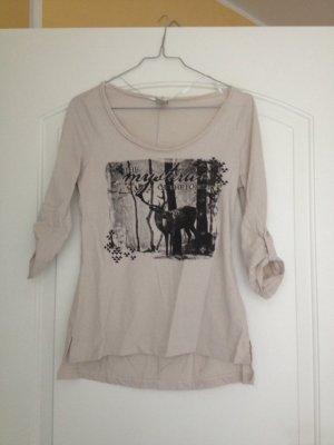 Schöner shirtpulli gr 34