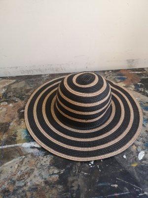 Galaria Kaufhof Sun Hat black-beige