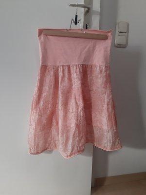 Schöner Sommerock rosa Gr S