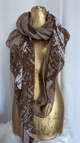 Cox Chal veraniego marrón claro-crema
