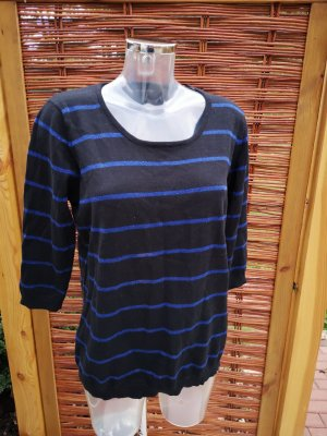 Biaggini Knitted Top black-blue