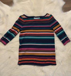 Basic Top multicolored cotton