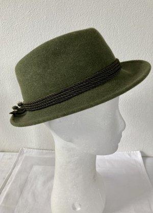 Folkloristische hoed veelkleurig