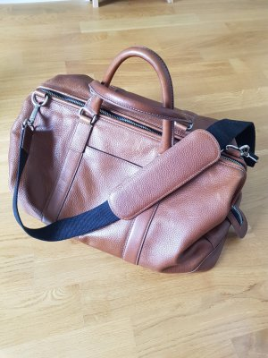 Fossil Borsa da weekend marrone-cognac