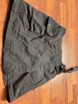 C&A Wraparound Skirt black