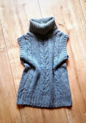 H&M L.O.G.G. Wollen trui lichtgrijs-grijs