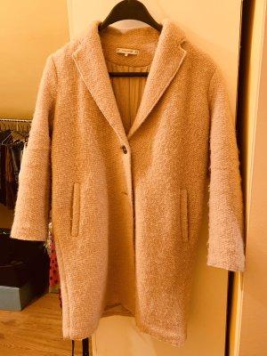 Zara Oversized jas lichtroze