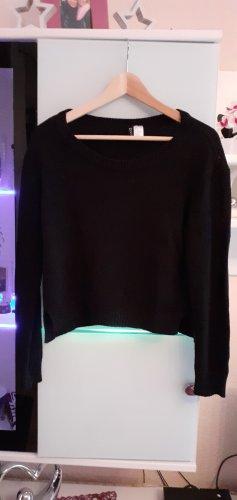 Pimkie Gehaakte trui zwart