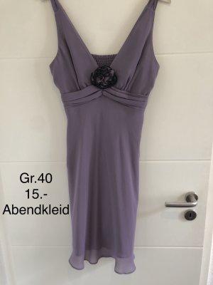 Schönes Abendkleid Gr.40 nur 15.-