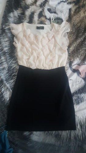 AX Paris Robe de soirée blanc-noir