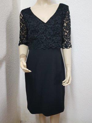 schönes Abendkleid mit Spitze NEU mit Etikett Gr. 38