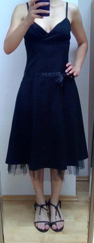 Schönes Abendkleid schwarz NEU
