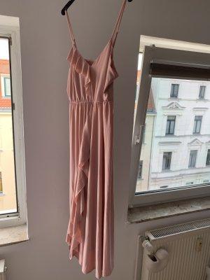 Schönes, altrosafarbenes Sommerkleid