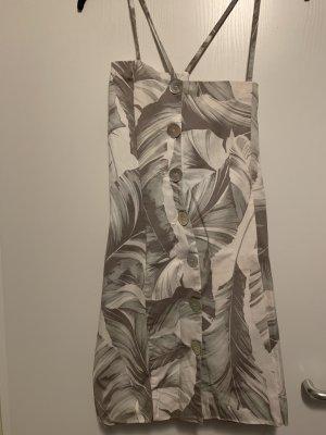 Schönes Armani Jeans Kleid Größe S mit floralem Muster