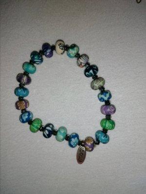 Bracelet blue-cadet blue
