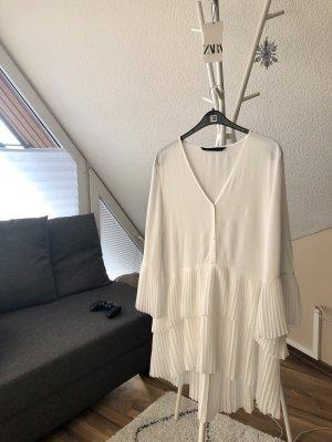 Schönes Blogger Kleid von zara Gr M
