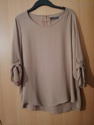 Athmosphere Bluzka o kroju koszulki beżowy