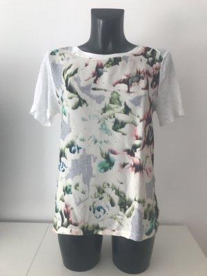 Schönes Blusenshirt mit Blumenprint