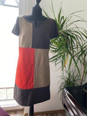 Coma Pencil Dress multicolored