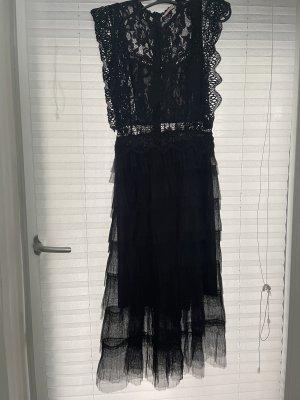 AZAKA Paris Cocktail Dress black