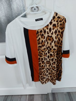 Sheinside Blouse Top multicolored