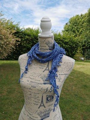 Ernstings Family Chal veraniego azul