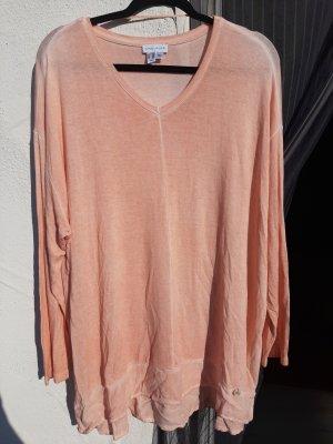 Schönes Feinstrick Shirt von Gina Laura Gr. XXL / 52/54 (s. Maße)