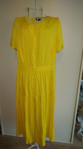 Bonbrix Maxi Dress yellow
