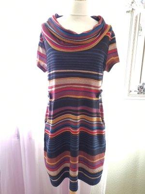 Apricot Sweater Dress multicolored